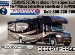 New 2019  Dynamax Corp Force HD 37TS Super C for Sale @ MHSRV W/ Dash Cam DVR by Dynamax Corp from Motor Home Specialist in Alvarado, TX