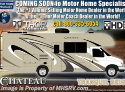New 2019  Thor Motor Coach Chateau 31Y RV for Sale W/ 15K A/C, Jacks by Thor Motor Coach from Motor Home Specialist in Alvarado, TX