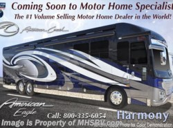 New 2019  American Coach American Eagle 45C Heritage Edition Bath & 1/2 W/360 Camera by American Coach from Motor Home Specialist in Alvarado, TX