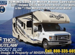 New 2019  Thor Motor Coach Outlaw 29J Toy Hauler RV for Sale W/Drop Down Bed, Loft by Thor Motor Coach from Motor Home Specialist in Alvarado, TX