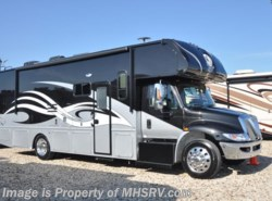 New 2019  Nexus Wraith 32W International Diesel RV W//Ext TV, Fiberglass by Nexus from Motor Home Specialist in Alvarado, TX