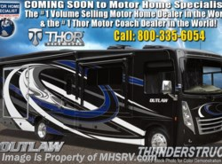 New 2019  Thor Motor Coach Outlaw 37RB Toy Hauler RV for Sale W/Garage Sofa, Patio by Thor Motor Coach from Motor Home Specialist in Alvarado, TX