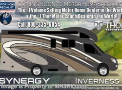 New 2019 Thor Motor Coach Synergy 24SK Sprinter RV W/15K A/C, Dsl Gen, Theater Seats available in Alvarado, Texas