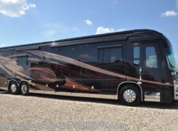 Used 2017  Entegra Coach Cornerstone 45B Bath & 1/2 W/ 4 Slides, Aqua Hot, Res Fridge by Entegra Coach from Motor Home Specialist in Alvarado, TX