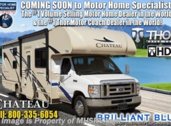 New 2019  Thor Motor Coach Chateau 28Z Class C RV  W/ Theater Seats & Stabilizers by Thor Motor Coach from Motor Home Specialist in Alvarado, TX