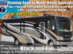 New 2019 Coachmen Mirada 35OS Class A RV for Sale W/ Theater Seats, King available in Alvarado, Texas