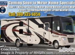 New 2019 Coachmen Mirada 35OS Class A RV for Sale W/ Theater Seats & King available in Alvarado, Texas