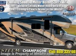 New 2019 Entegra Coach Esteem 31L W/Bunk Beds, Rims, Bunk TVs & 2 A/Cs. Motor Home Specialist - Alvarado, Texas