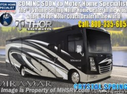 New 2019 Thor Motor Coach Miramar 35.2 RV for Sale W/ FBP, Theater Seats, King available in Alvarado, Texas