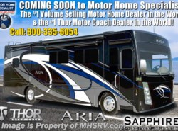New 2019 Thor Motor Coach Aria 3901 Bath & 1/2 Diesel RV for Sale 360HP, W/D available in Alvarado, Texas