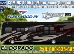 New 2019 Fleetwood Discovery LXE 40D Bath & 1/2 Luxury Diesel RV W/Tech Package available in Alvarado, Texas