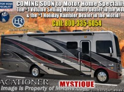 New 2019 Holiday Rambler Vacationer 36F 2 Full Bath Bunk Model W/Theater Seats & W/D available in Alvarado, Texas