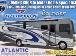 New 2019 Fleetwood Bounder 35P Class A Gas RV for Sale W/ Oh Loft & Tech Pkg available in Alvarado, Texas
