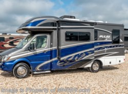 New 2019 Fleetwood Pulse 24A Diesel Sprinter RV W/Dsl Gen, Skylight available in Alvarado, Texas