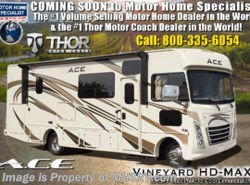 New 2019 Thor Motor Coach A.C.E. 33.1 ACE W/ Theater Seats, King, 2 A/Cs available in Alvarado, Texas