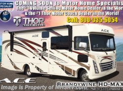 New 2019 Thor Motor Coach A.C.E. 33.1 ACE W/ Theater Seats, King & 2 A/Cs available in Alvarado, Texas