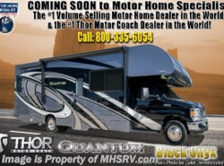 New 2019 Thor Motor Coach Quantum PD31 W/Diamond & Platinum Pkg & 2 A/Cs available in Alvarado, Texas