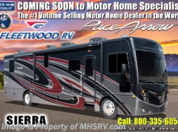 New 2019 Fleetwood Pace Arrow 35QS Diesel Pusher RV W/ Theater Seats & Tech Pkg available in Alvarado, Texas