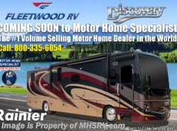 New 2019 Fleetwood Discovery 38W Bath & 1/2 W/Theater Seats, 3 A/Cs, Tech Pkg available in Alvarado, Texas