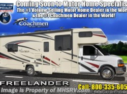 New 2019 Coachmen Freelander  32DS RV W/ Dual Recliners, Stabilizers, Car Play available in Alvarado, Texas