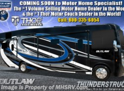 New 2019 Thor Motor Coach Outlaw 38MB Toy Hauler RV W/3 Season Wall, Garage Sofas available in Alvarado, Texas