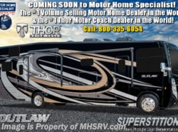 New 2019 Thor Motor Coach Outlaw 38MB Toy Hauler RV W/3 Season Wall, Dual Pane available in Alvarado, Texas