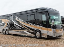 New 2019 Entegra Coach Cornerstone 45W Bath & 1/2 Luxury RV W/ Theater Seats, Dinette available in Alvarado, Texas