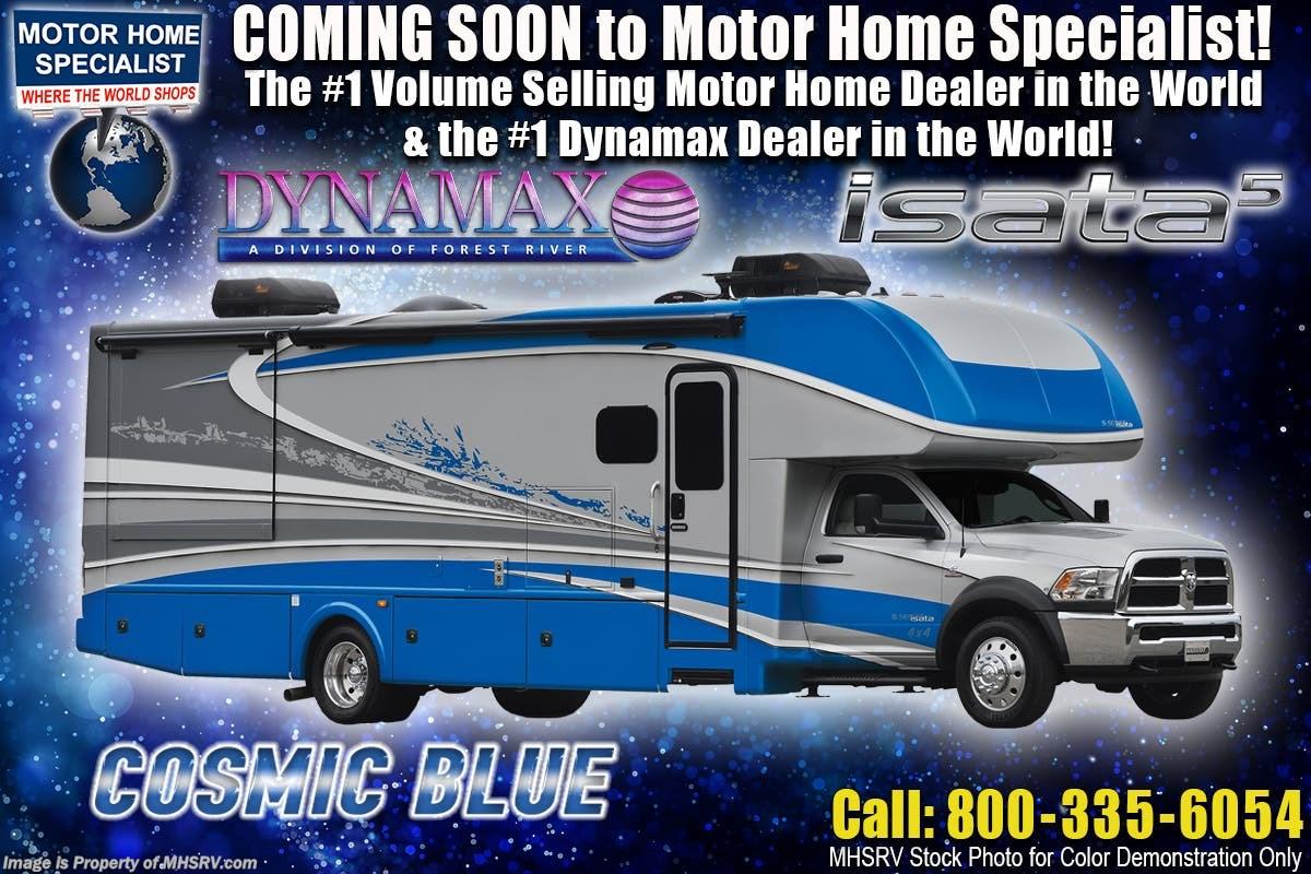 2020 Dynamax Corp RV Isata 5 Series 30FW for Sale in Alvarado, TX 76009 |  FDM021986621