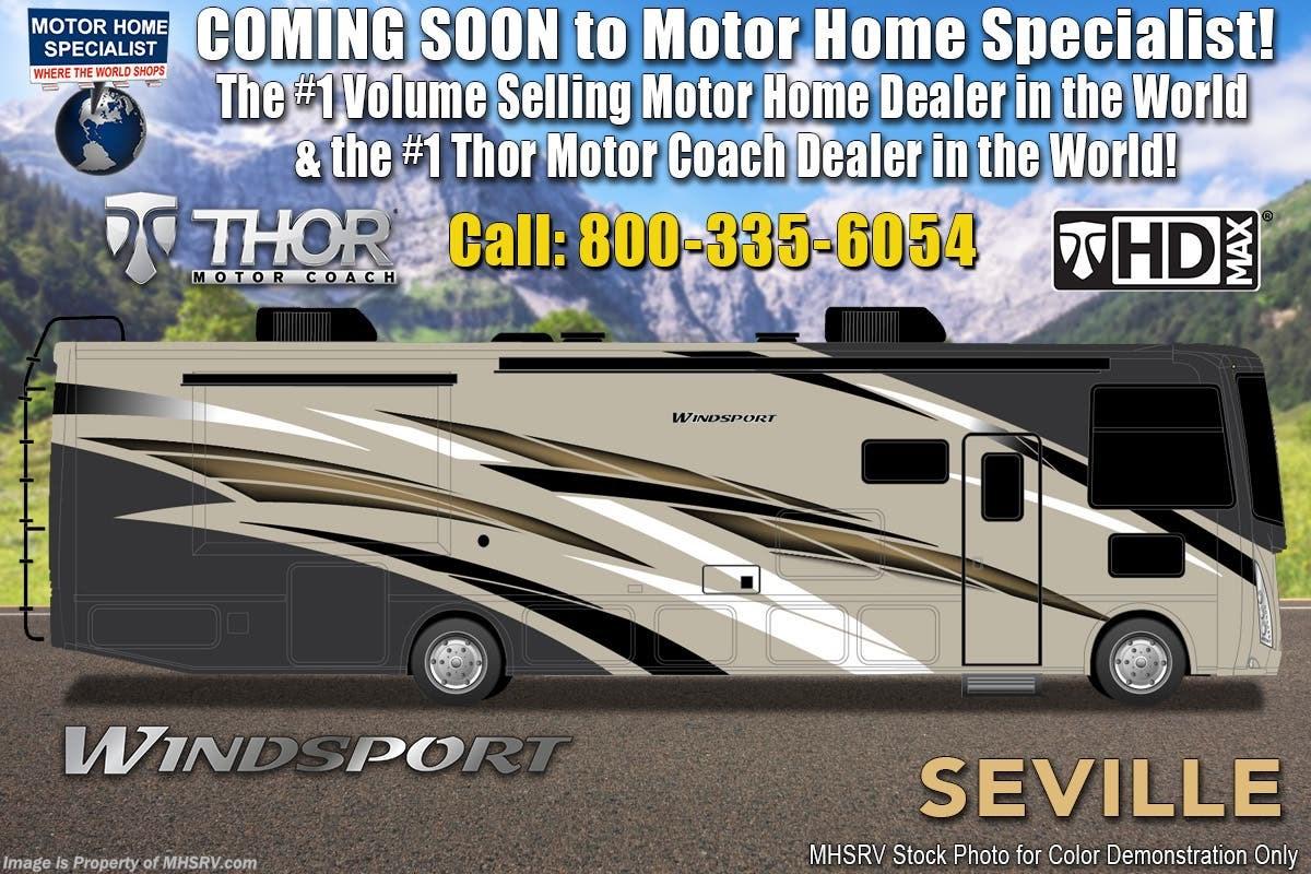 2020 Thor Motor Coach RV Windsport 34R for Sale in Alvarado, TX 76009 |  MTH032009711