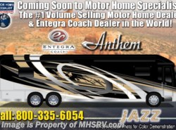 New 2020  Entegra Coach Anthem 44A