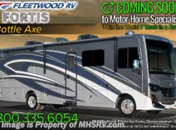2021 Fleetwood Fortis 34MB