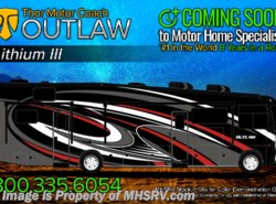 New 2022 Thor Motor Coach Outlaw 38KB available in Alvarado, Texas