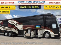 New 2015  Prevost  H3-45 Quad Slide by Outlaw Coach by Prevost from Motor Home Specialist in Alvarado, TX