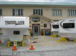 New 2017  Travel Lite Super Lite 770 R by Travel Lite from M's RV Sales in Berlin, VT