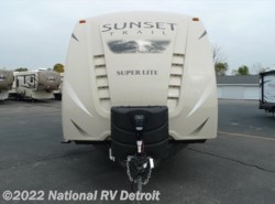New 2016  CrossRoads Sunset Trail Super Lite ST260RL by CrossRoads from National RV Detroit in Belleville, MI