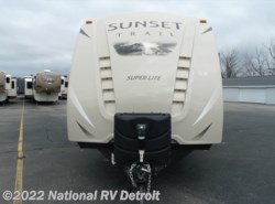 New 2016  CrossRoads Sunset Trail Super Lite ST320BH by CrossRoads from National RV Detroit in Belleville, MI