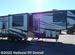 New 2017  Heartland RV Cyclone 3513 by Heartland RV from National RV Detroit in Belleville, MI