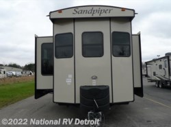 New 2017 Forest River Sandpiper Destination 401FLX available in Belleville, Michigan