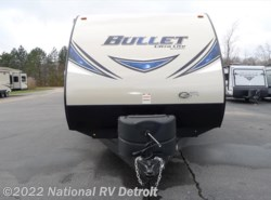 New 2017  Keystone Bullet 220RBI by Keystone from National RV Detroit in Belleville, MI