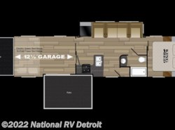New 2017  Heartland RV Torque XLT T32 by Heartland RV from National RV Detroit in Belleville, MI