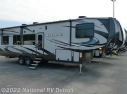 New 2017  Heartland RV Cyclone 3418 by Heartland RV from National RV Detroit in Belleville, MI
