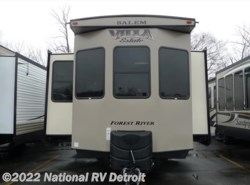 New 2017  Forest River Salem Villa Estate 4092BFL by Forest River from National RV Detroit in Belleville, MI