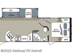 New 2017  Dutchmen Kodiak Express 264RLSL by Dutchmen from National RV Detroit in Belleville, MI