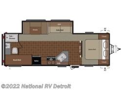 Used 2013  Keystone  Summerland 2670BHS by Keystone from National RV Detroit in Belleville, MI