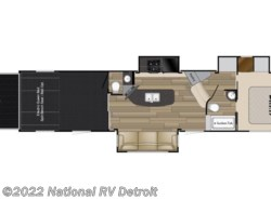 New 2018  Heartland RV Torque TQ345 by Heartland RV from National RV Detroit in Belleville, MI