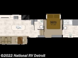 New 2018  Heartland RV Bighorn 3870FB by Heartland RV from National RV Detroit in Belleville, MI