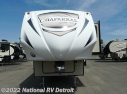 New 2018  Coachmen Chaparral 391QSMB by Coachmen from National RV Detroit in Belleville, MI