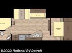 New 2018  CrossRoads Z-1 ZR272BH by CrossRoads from National RV Detroit in Belleville, MI