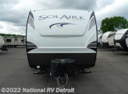 New 2018  Palomino Solaire Ultra Lite 292QBSK by Palomino from National RV Detroit in Belleville, MI