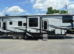 New 2018  Heartland RV Cyclone 4005 by Heartland RV from National RV Detroit in Belleville, MI